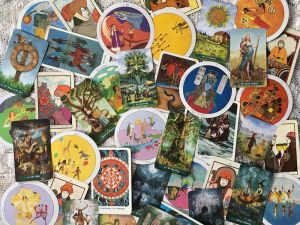 Tarot Mix hereonearth.a