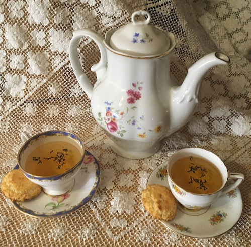 Tea for Two with Krow Fischer
